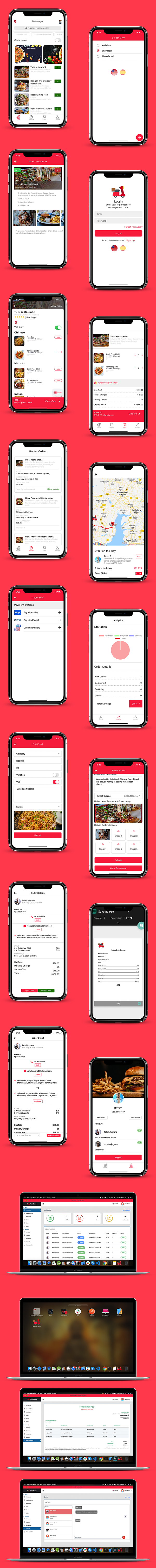 ionic 5 food delivery full (Android + iOS + Admin Panel PWA) app with firebase - 18